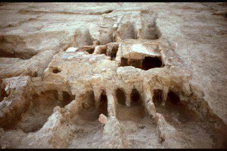 07. Bronze smelting kilns, religious centre, Kerma .jpg